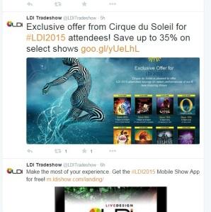 Twitter cirque du soleil promo 10-20